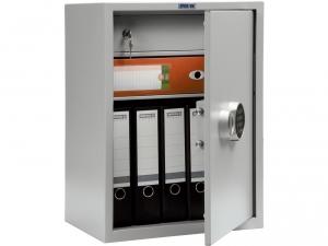 Шкаф металлический бухгалтерский ПРАКТИК SL-65Т EL купить на выгодных условиях в Орле