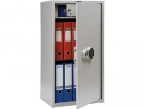 Шкаф металлический бухгалтерский ПРАКТИК SL-87Т EL купить на выгодных условиях в Орле
