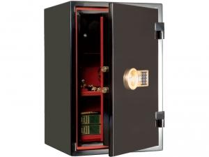 Сейф, сочетающий огнестойкость и устойчивость к взлому VALBERG ГАРАНТ 67Т.EL GOLD купить на выгодных условиях в Орле