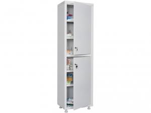 Металлический шкаф медицинский HILFE MD 1 1657/SS купить на выгодных условиях в Орле