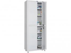 Металлический шкаф медицинский HILFE MD 2 1670/SS купить на выгодных условиях в Орле