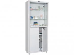 Металлический шкаф медицинский HILFE MD 2 1670/SG купить на выгодных условиях в Орле