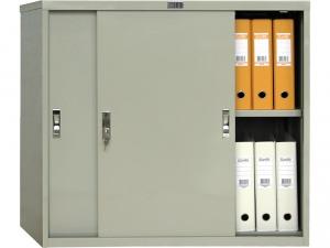 Шкаф-купе металлический NOBILIS AMT 0891 купить на выгодных условиях в Орле