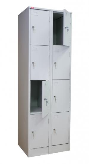 Шкаф металлический для сумок ШРМ - 28 купить на выгодных условиях в Орле