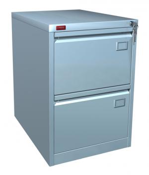 Шкаф металлический картотечный КР - 2 купить на выгодных условиях в Орле