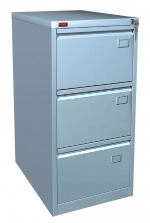 Шкаф металлический картотечный КР - 3 купить на выгодных условиях в Орле