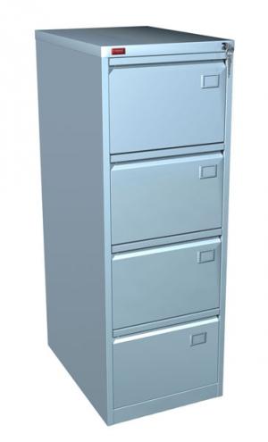 Шкаф металлический картотечный КР - 4 купить на выгодных условиях в Орле