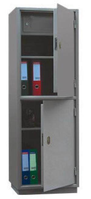 Шкаф металлический бухгалтерский КБ - 032т / КБС - 032т купить на выгодных условиях в Орле