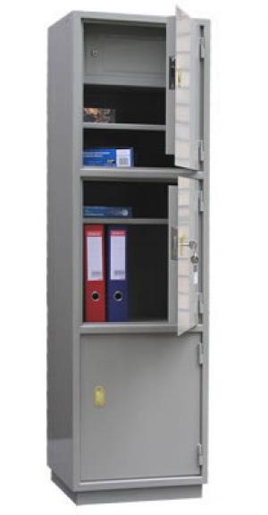 Шкаф металлический бухгалтерский КБ - 033т / КБС - 033т купить на выгодных условиях в Орле