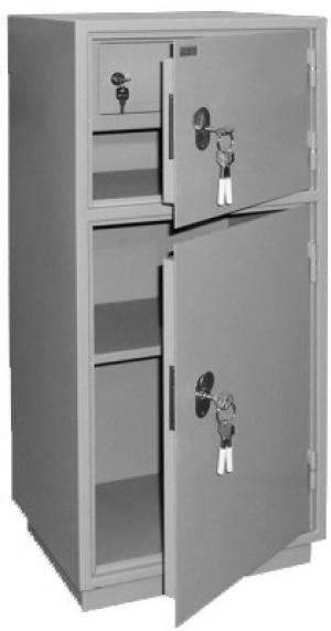 Шкаф металлический бухгалтерский КБ - 042т / КБС - 042т купить на выгодных условиях в Орле