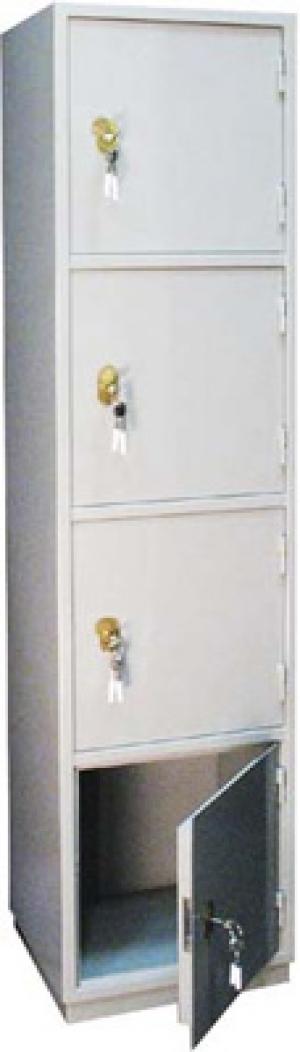 Шкаф металлический бухгалтерский КБ - 06 / КБС - 06 купить на выгодных условиях в Орле
