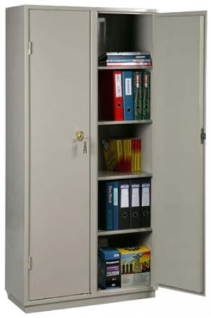 Шкаф металлический для хранения документов КБ - 10 / КБС - 10 купить на выгодных условиях в Орле