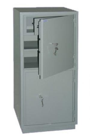 Шкаф металлический бухгалтерский КС-2Т купить на выгодных условиях в Орле