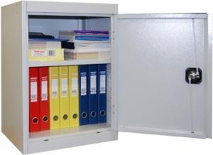 Шкаф металлический архивный ШХА-50 (40)/670 купить на выгодных условиях в Орле