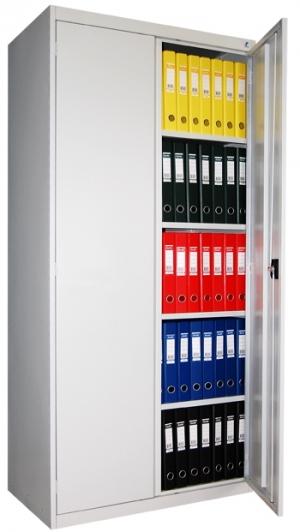 Шкаф металлический архивный ШХА-900(40) купить на выгодных условиях в Орле