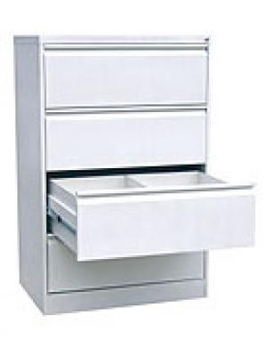 Шкаф металлический картотечный ШК-4-2 купить на выгодных условиях в Орле