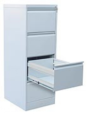 Шкаф металлический картотечный ШК-4Р купить на выгодных условиях в Орле