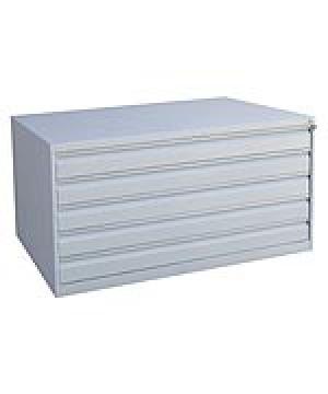 Шкаф металлический картотечный ШК-5-А0 купить на выгодных условиях в Орле