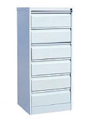 Шкаф металлический картотечный ШК-6(A5) купить на выгодных условиях в Орле