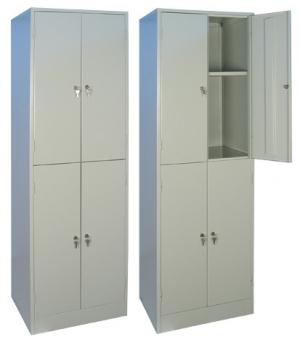 Шкаф металлический для хранения документов ШРМ - 24.0 купить на выгодных условиях в Орле