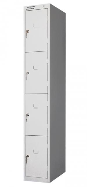 Шкаф металлический для сумок ШРС-14-300 купить на выгодных условиях в Орле