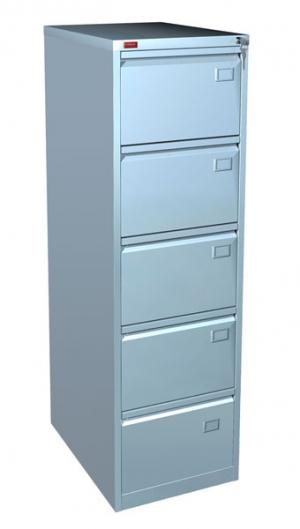 Шкаф металлический картотечный КР - 5