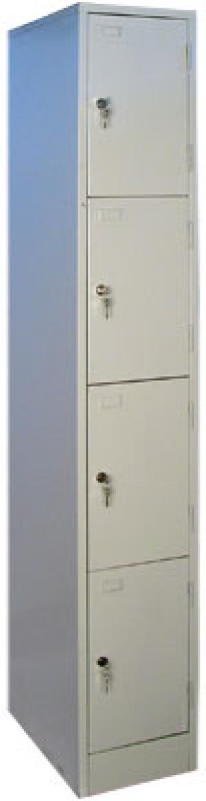 Шкаф металлический для сумок ШРМ - 14 купить на выгодных условиях в Орле
