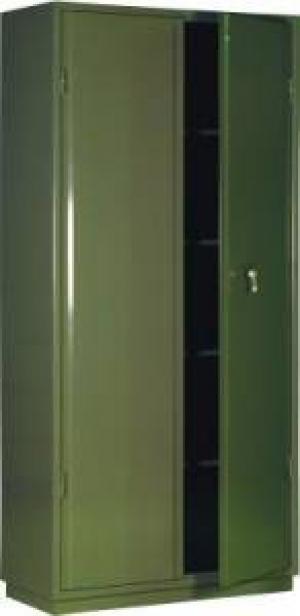 Шкаф металлический бухгалтерский КС-10